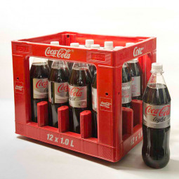 Coca Cola light PET 12x1L
