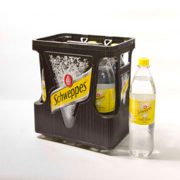 Schweppes Tonic Water 6x1L
