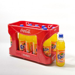 Fanta Orange PET 12x0,5L