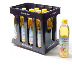 Adelholzener Bio Apfelschorle PET 12x0,5L