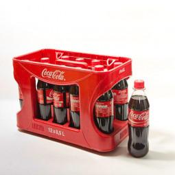 Coca Cola PET 12x0,5L