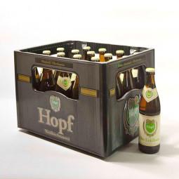 Hopf Leichtes Weißbier 20x0,5L