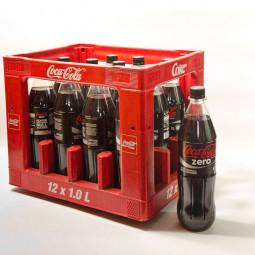 Cola Zero PET 12x1L