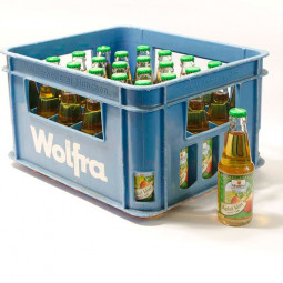 Wolfra Apfelsaft 30x0,2L