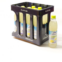 Adelholzener Lemon Sport PET 12x0,5L