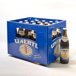 Unertl Weißbier (trüb) 20x0,5L