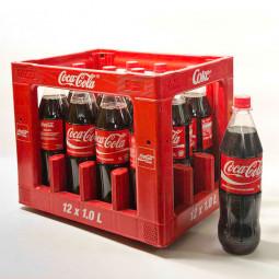 Coca Cola PET 12x1L