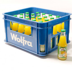 Wolfra Orangensaft 30x0,2L