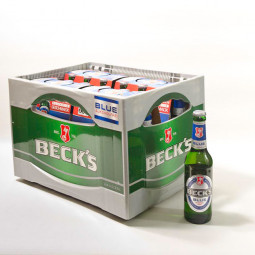 Becks Alkoholfrei 24x0,33