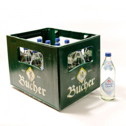 Bucher Aloisiusquelle Sanft 20x0,5L