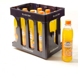 Adelholzener Orange PET 12x0,5L